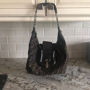 100% authentic Fendi purse